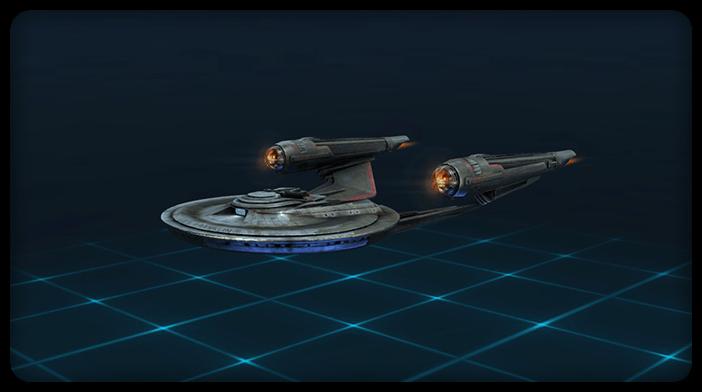 USS Franklin Star Trek Fleet Command