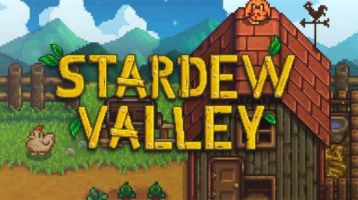 Stardew Valley jeu