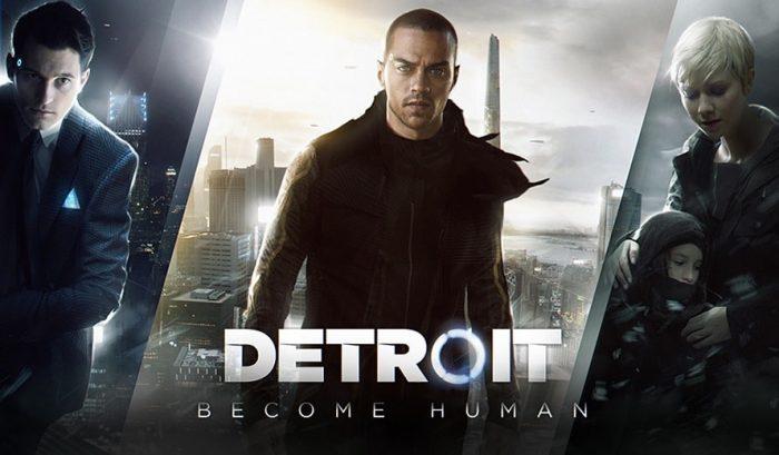Detroit devient une caractéristique humaine large