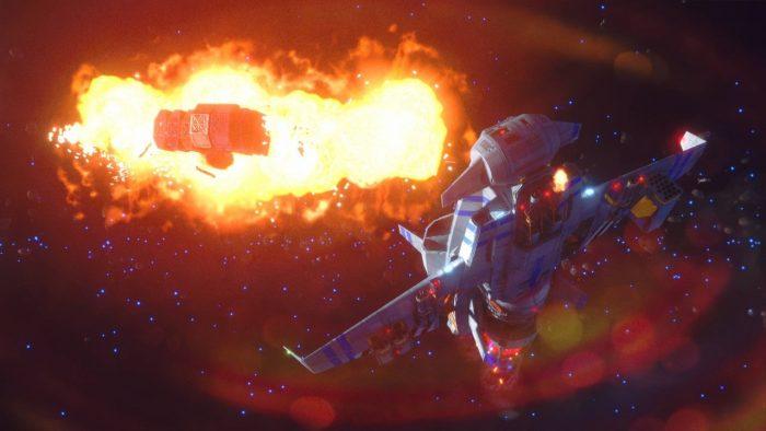 Rebelle Galaxy hors la loi