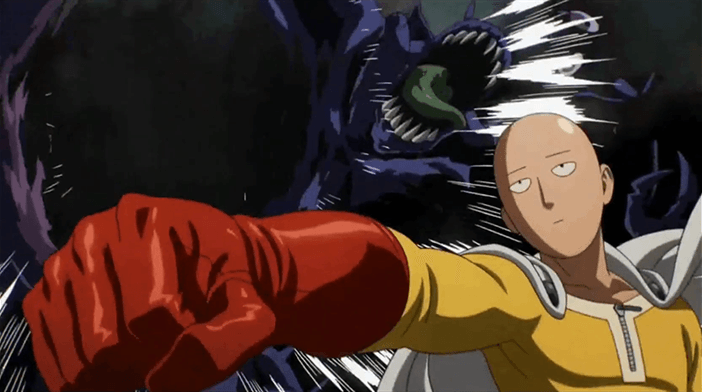 One Punch Man - Cinéma Road to Hero
