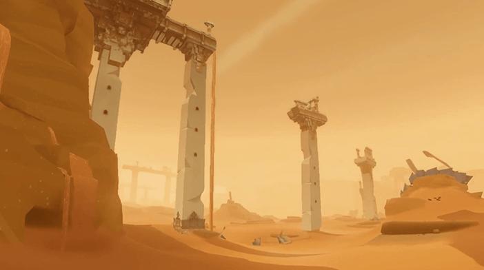 Journey Gameplay 3
