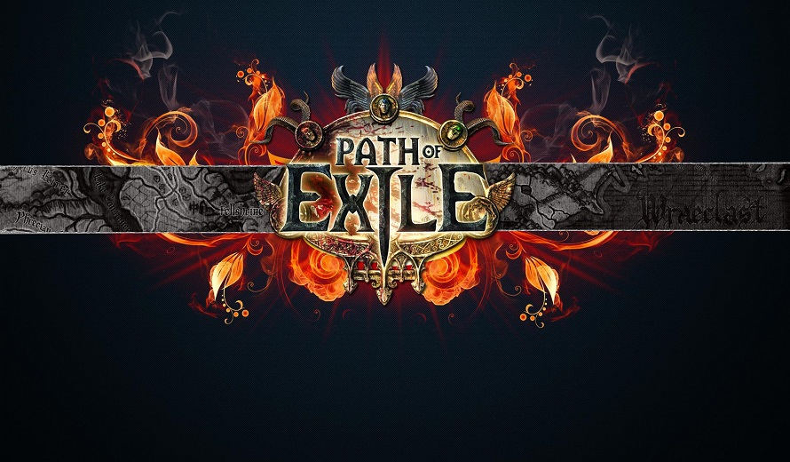 Chemin de l'exil