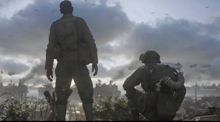 Bêta de la Seconde Guerre mondiale Call of Duty