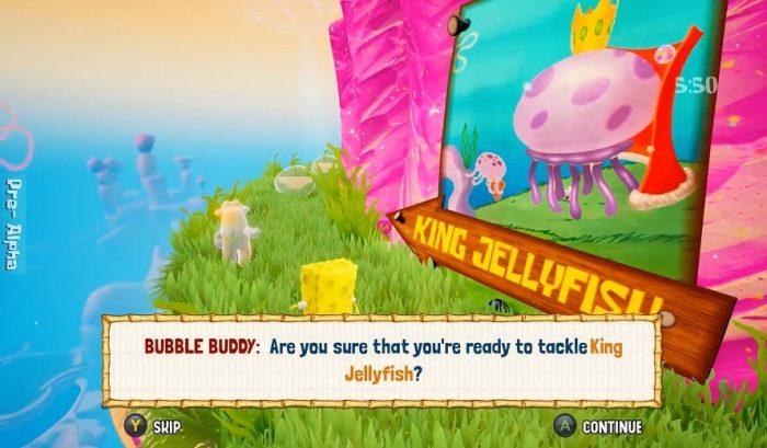 Bataille Pour Bikini Bottom Gameplay Réhydraté