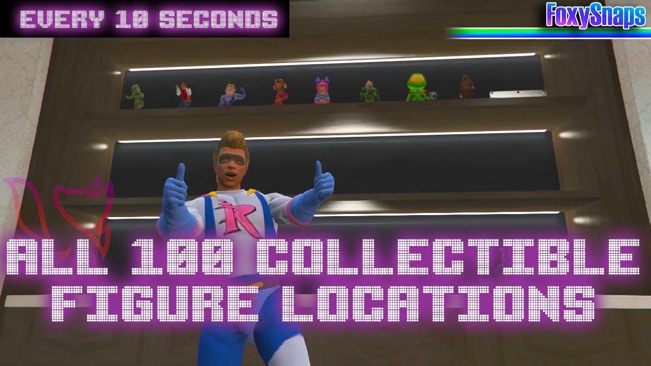 Articles de collection en ligne GTA