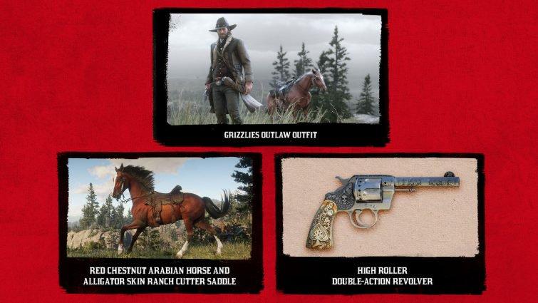 Red Dead Online PS4 Accès anticipé