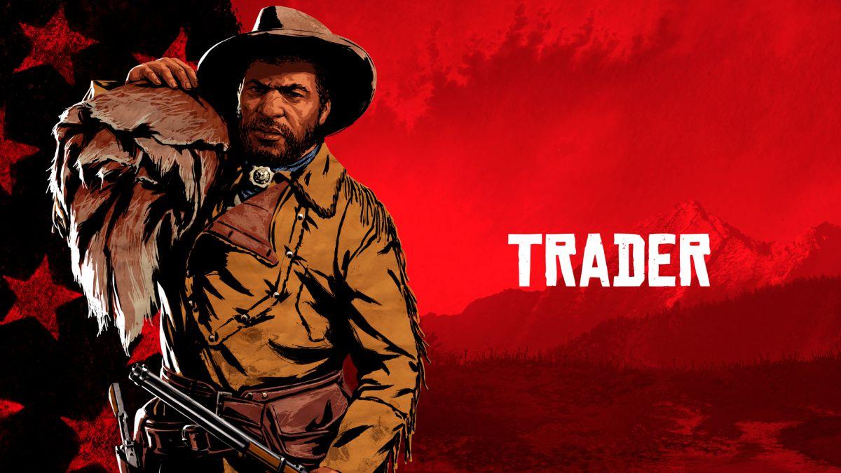 Red Dead Trader en ligne