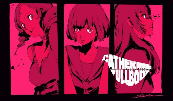 Catherine: complet du corps