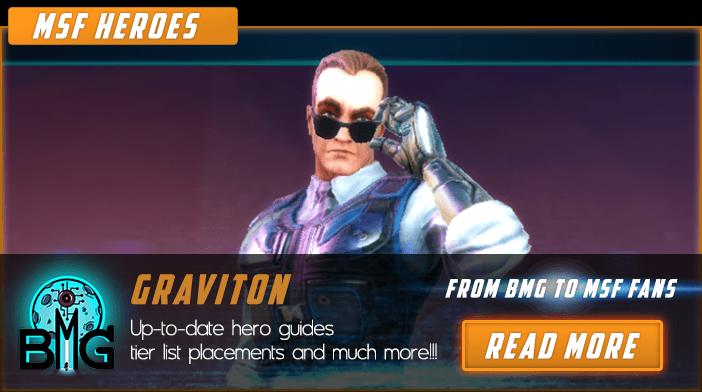Marvel Strike Force Agent Coulson En vedette