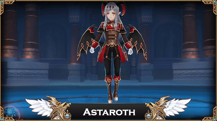 Chevaliers Chronique Astaroth