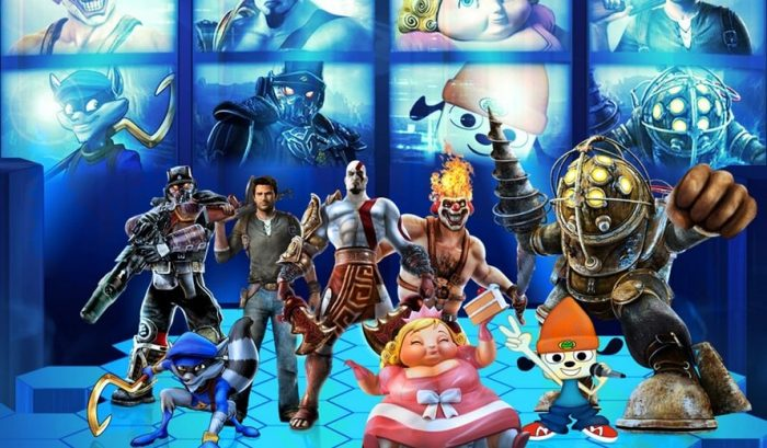 Alignement PlayStation All-Stars Battle Royale 2