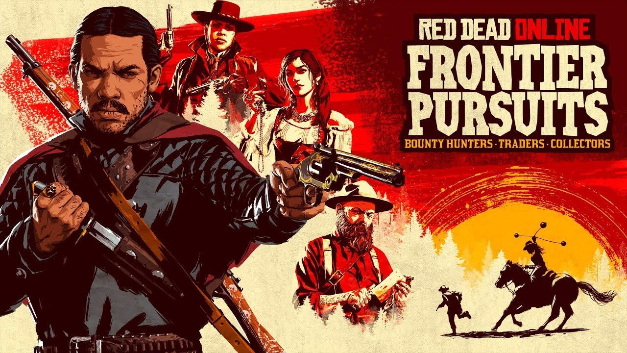 Les poursuites en ligne de Red Dead