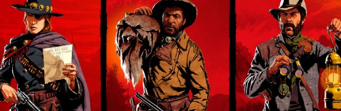 Collectionneur en ligne Red Dead