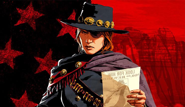 Red Dead Online Hunter Chasseur de Primes