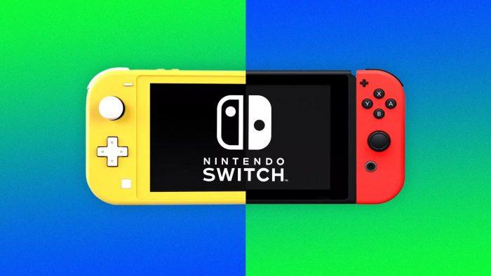Démo Nintendo Switch Lite