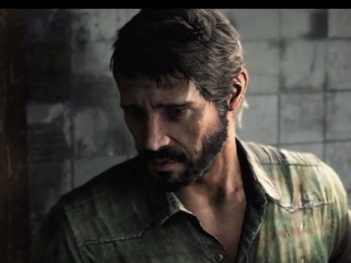 Personnages à barbe - Joel - Last of Us-min