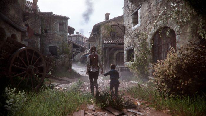 Un conte de peste: l'innocence