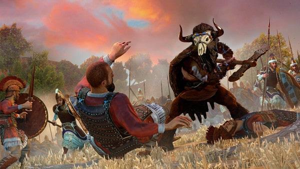 Une saga de guerre totale: Troy