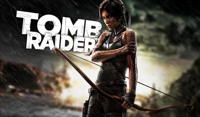 Tomb Raider Jeux