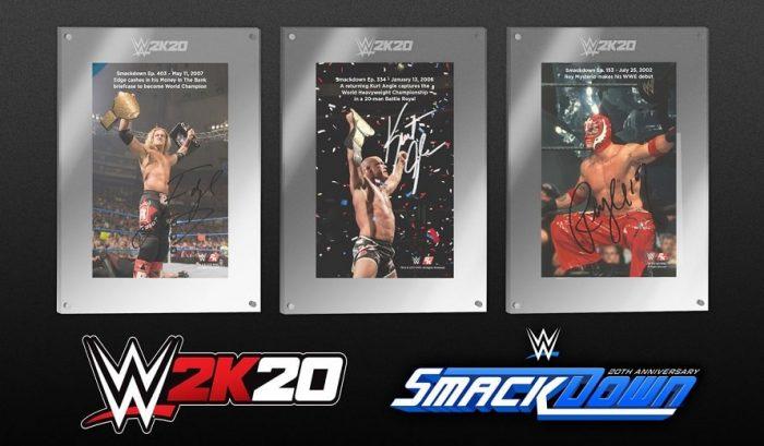 WWE 2K20 Bonus de pré-commande