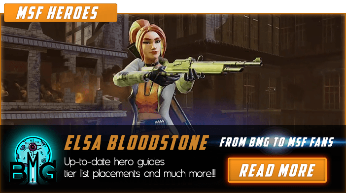 Force de frappe Marvel Elsa Bloodstone Featured