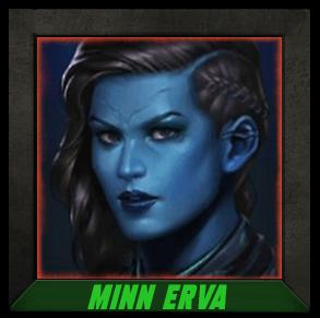 Marvel Future Fight Minn Erva - Combat