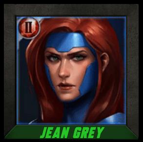Marvel Future Fight Jean Gris - Explosion