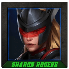 Marvel Future Fight Sharon Rogers - Explosion