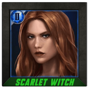 Marvel Future Fight Scarlet Witch - Explosion