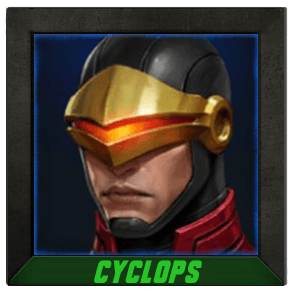 Cyclops Marvel Future Fight - Explosion