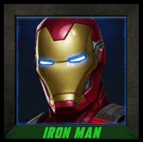 Marvel Future Fight Iron Man - Explosion