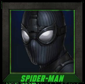 Marvel Future Fight Spider-Man - Vitesse