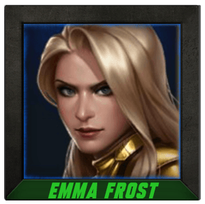 Marvel Future Fight Emma Frost - Explosion