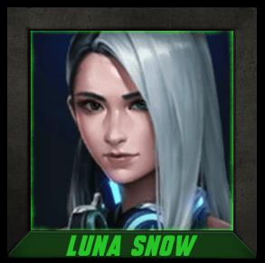 Marvel Future Fight Luna Snow - Vitesse