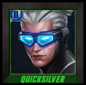 Marvel Future Fight Quicksilver - Vitesse