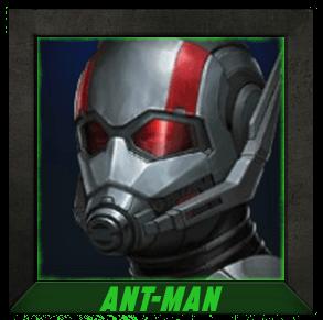 Marvel Future Fight Ant-Man - Vitesse
