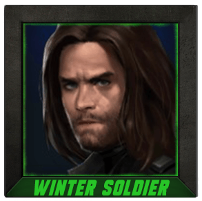 Marvel Future Fight Winter Soldier - Vitesse