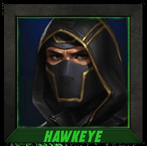 Marvel Future Fight Hawkeye - Vitesse