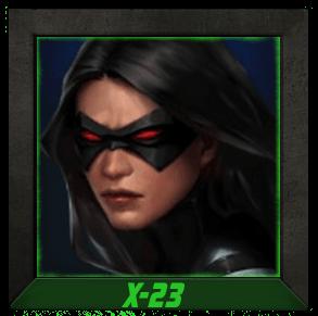 Marvel Future Fight X-23 - Vitesse