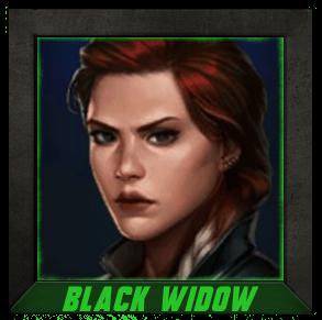 Marvel Future Fight Black Widow - Vitesse