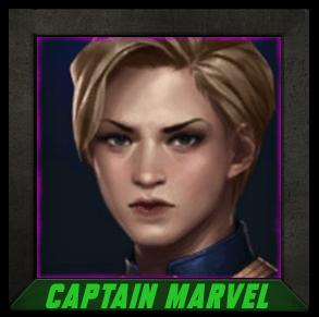 Marvel Future Fight Capitaine Marvel - Universel