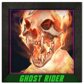 Marvel Future Fight Ghost Rider - Universal