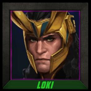 Marvel Future Fight Loki - Universal