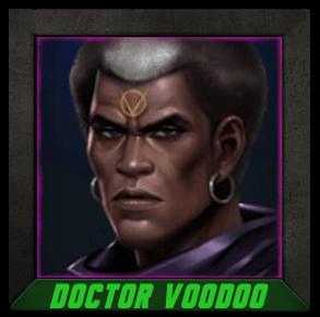 Marvel Future Fight Doctor Voodoo - Universal