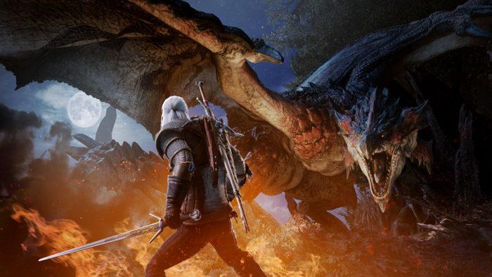 Monde de chasseur de monstres x The Witcher 3: Wild Hunt