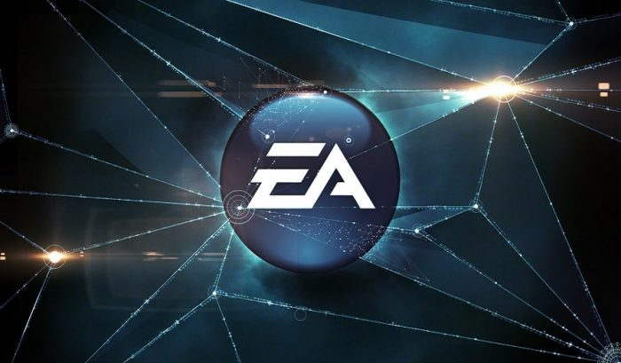 logo des arts électroniques - fonctionnalité ea
