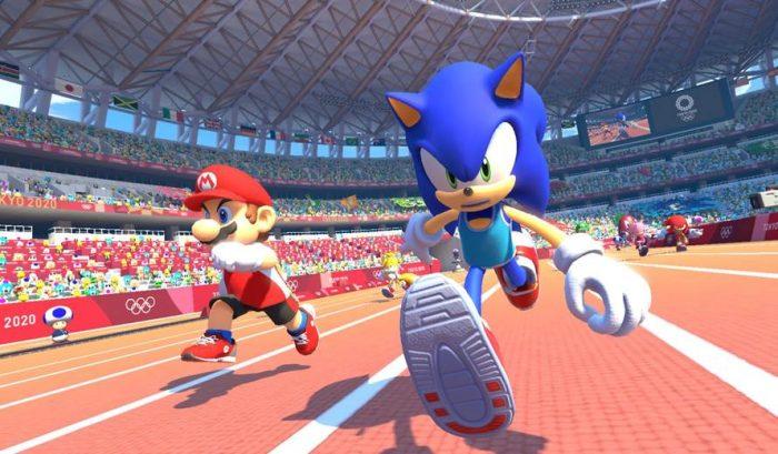 Mario & Sonic aux Jeux olympiques de Tokyo 2017
