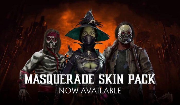 Mortal Kombat 11 Skins d'Halloween