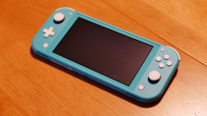 Switch Lite jeux 3ds